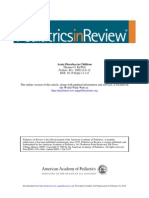 Acute Diarrhea in Children Thomas G. DeWitt
