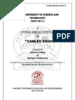 Camless Engine