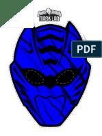 Power Rangers Laboratorio de Máscaras Az