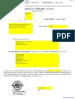 BRAZILIAN v. MENU FOODS INCOME FUND et al - Document No. 4