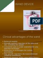 Wand Device