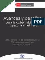 AvancesDesafios2013