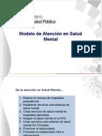 PresentaciónModelodeAntencionSaludMental