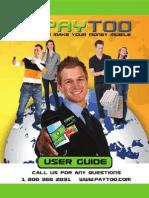 Paytoo User Guide