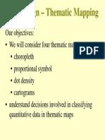 Thematic Map Design