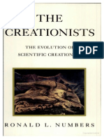 The Creationists the Evolution of Scientific Creationism