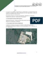 Plan de Control Ambiental Fase Construccion