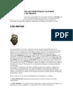 Lectura _La Educación en La Época Prehispanica
