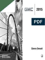 2015 Sierra Denali Owners Manual