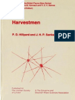 Harvestmen 1989 Hillyard