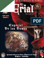 Revista El Grial Especial Damas Templarias