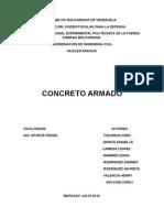 Monografia de Concreto Armado.