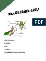 1 - Sequência Didática - Fábulas
