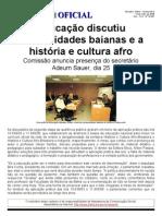 Diário Oficial 14 05 2008