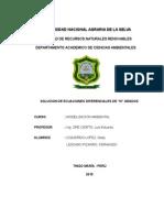 """SOLUCION DE ECUACIONES DIFERENCIALES DE """"N"""" GRADOS"""