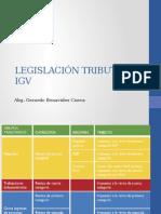 REGIMENES TRIBUTARIOS (IGV)