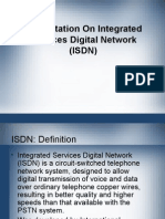 ISDN (A simple Introduction)