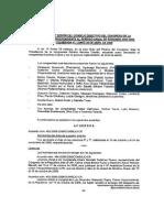 C DIRECTIVO Acuerdo Sanción Suspendidos Días Legislatura