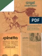 Entrevista a Spinetta por Llano