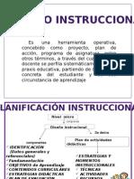 Planificación Instruccional Xioely