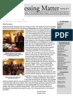 DVC-GBW Spring 2015 Newsletter