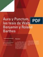 Aura y Punctum