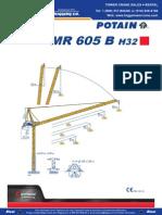 POTAIN-MR605
