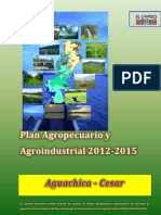 Plan Agropecuario y Agroindustrial Para El Municipio de Aguachica 2012 Ultimo