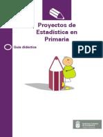 Proyectos de Estadística en Primaria