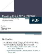 Floating Point Fpga
