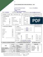 Ficha Técnica de Infraestructura Asistencial 2012 - CAP I Huarón