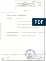 Norma 107-92 Unidad Diesel de Generación. Alternador Especificaciones Técnicas.