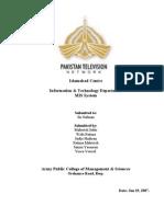 Information & Technology Management