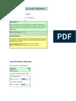 Ejerc Excel Fin