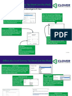 office 365 excel survey tip sheet