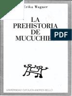 Wagner, 1980 - La Prehistoria de Mucuchies