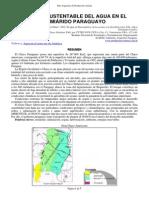 Gestion Sustentable Del Agua Semiarido Paraguayo