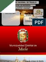 Diagnóstico Territorial Distrito de Moche