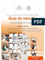 25-Guia Estudio Complementaria FORMACION CIUDADANA 15-16