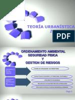 Teoria Urbanistica. ( Libro Manual para Elaboración de Analisis de Desarrollo Urbano _cap 3.6.1)