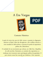 01- A Era Vargas