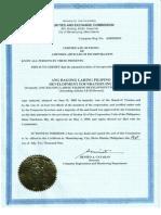 Ang Bagong Lahing Pilipino Development Foundation, Inc.