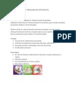 Aparatologia Fija y Removible en Ortodoncia
