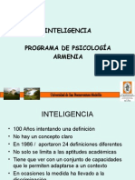 Introduccion a La Inteligencia