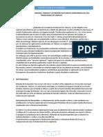 Cuantificación de Flavonoides, Taninos y Esteroides en Plantas Medicinales
