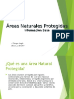 Areas Naturales ProtegidasDIAPOS