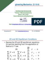 ME202 Engineering Mechanics L3