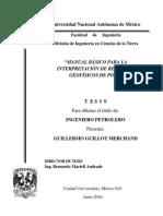 Manual Básico Para La Interpretación de Registros Geofísicos de Pozo