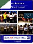 Guia Practica a Nivel Local de Prevención Policial