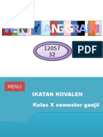 Ikatan Kovalen Print